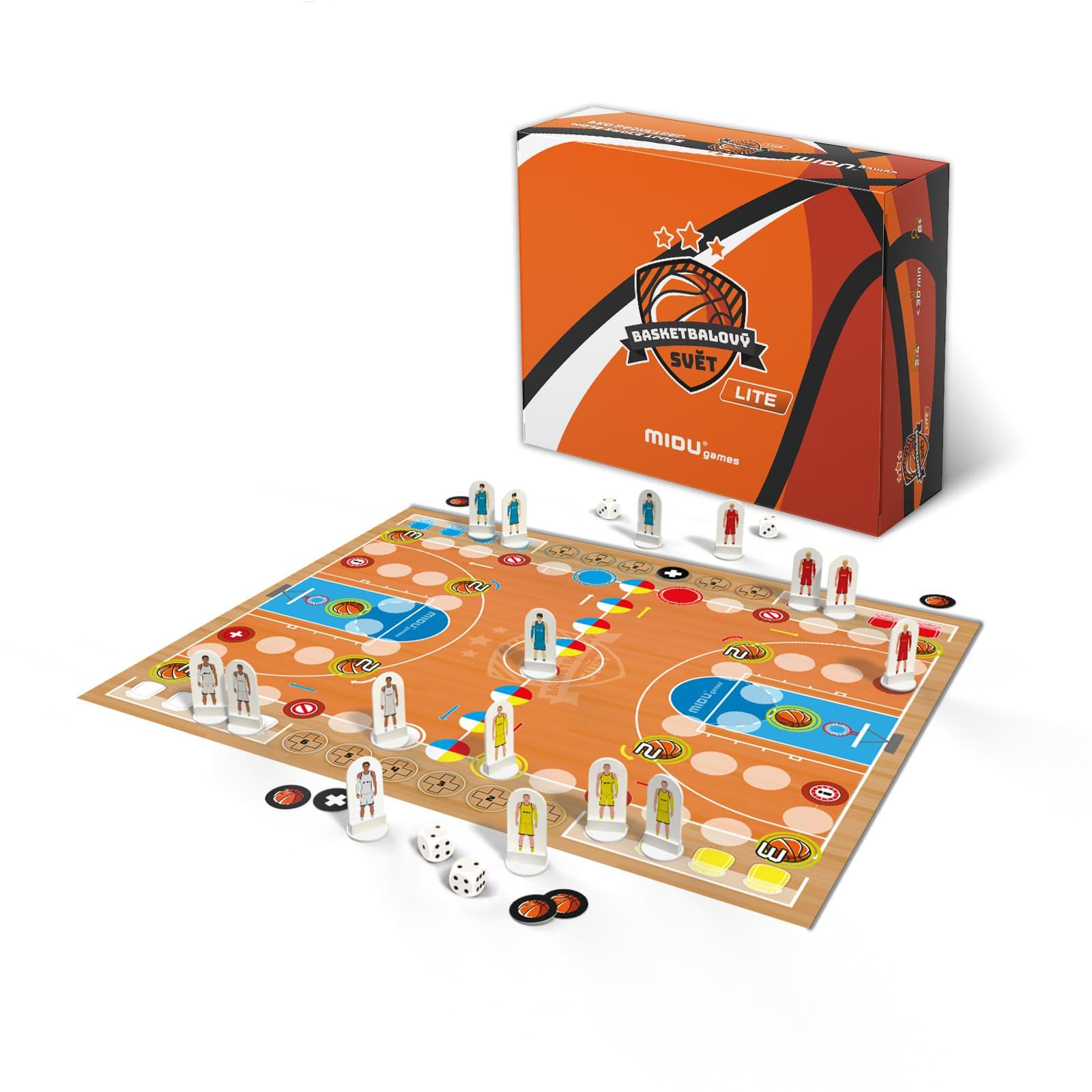 MIDU® Basketbalový svět