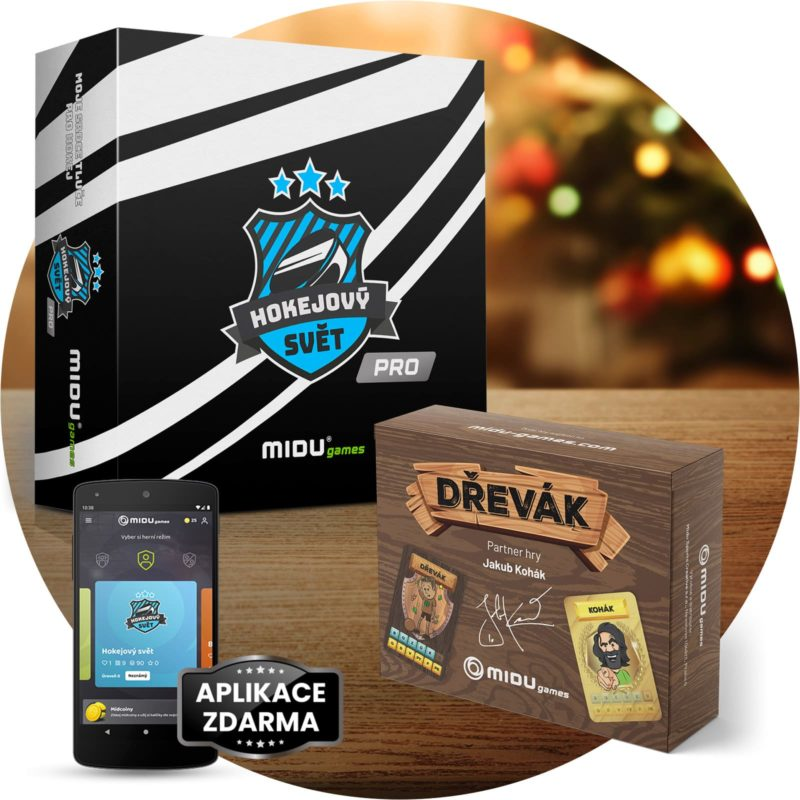 Vánoční box 7
