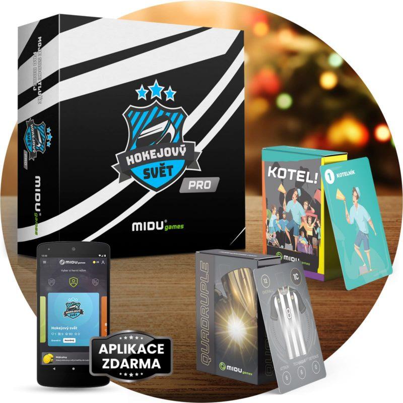 Vánoční box 8